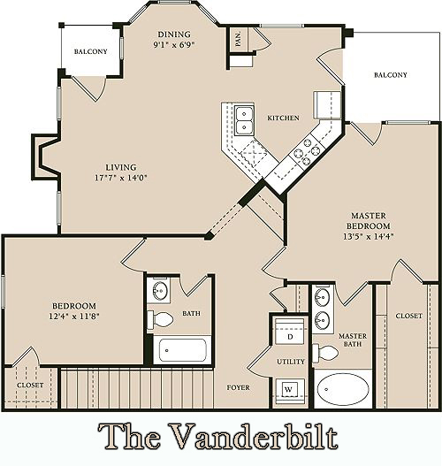 The Mansions At Hockanum Crossing Floorplans